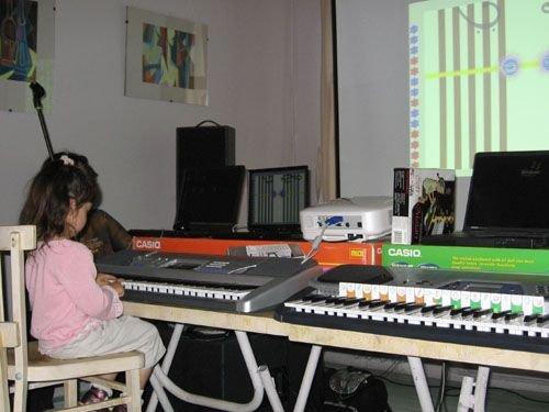 Современное цифровое фортепиано лучший инструмент для обучения